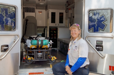Colleen Long, EMT-Paramedic